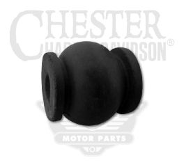 Harley-Davidson® Footboard ball Mount 50620-74