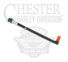 Harley-Davidson® Tank to Intake Fuel Line Assembly 62190-01D
