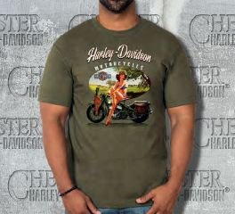 Harley-Davidson® Men's Shady Tree Short Sleeve Tee, Bravado International Group, Inc. 30298724