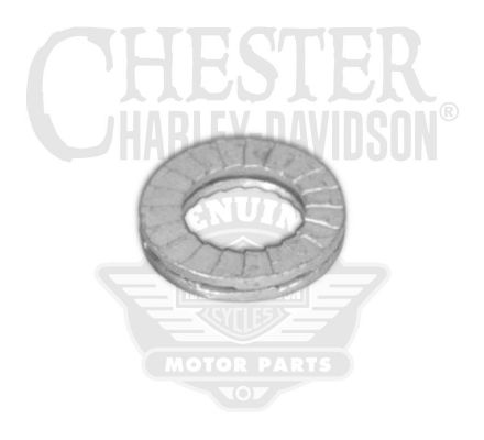Harley-Davidson® Axle Cap Screw Lockwasher 7062