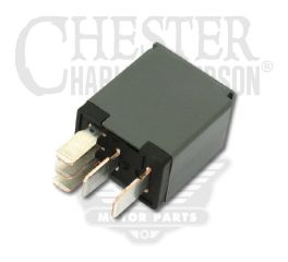 Harley-Davidson® Micro SPDT Starter Relay with Diode 31522-00B
