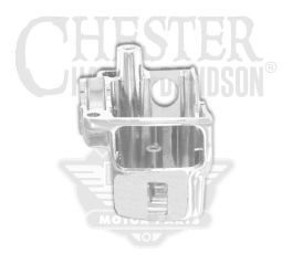 Harley-Davidson® Chrome Left Lower Switch Housing 71611-96A