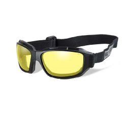 Harley-Davidson® Men's Collapsible Yellow Lens Goggles, Wiley X EMEA LLC HABEN13