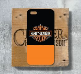 Harley-Davidson® Color Block B&S® iPhone 7 Plus Shell 07868