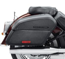 Harley-Davidson® H-D Detachables Locking Saddlebags 90201555A