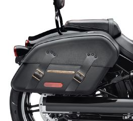 Harley-Davidson® H-D Detachables Saddlebags 90201645A