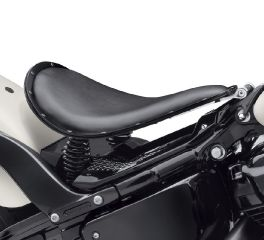 Harley-Davidson® Leather Solo Saddle 52000314