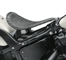 Harley-Davidson® Leather Solo Saddle 52000320