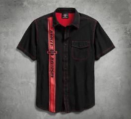 Harley-Davidson® Vertical Stripe Shirt 96178-18VM