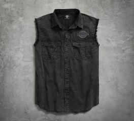 Harley-Davidson® Checkerboard Blowout 96190-18VM