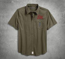 Harley-Davidson® Loud & Proud Slim Fit Shirt 96234-18VM