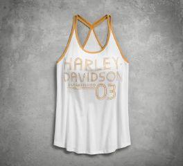 Harley-Davidson® Double Strap Tank 96241-18VW