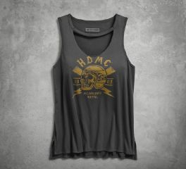 Harley-Davidson® Skull Lightning Tank 96247-18VW