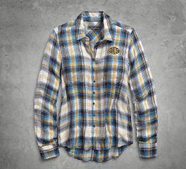 Harley-Davidson® HDMC Plaid Shirt 96248-18VW