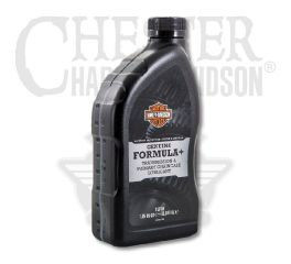 Harley-Davidson® Formula+ Transmission and Primary Chaincase Lubricant 62600019