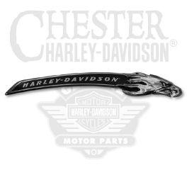 Harley-Davidson® Right Hand Fuel Tank Medallion 14100222