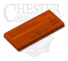 Harley-Davidson® Amber Reflector 59256-84A