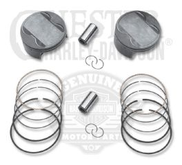 Harley-Davidson® 4.075 Bore Piston Kit 21900088