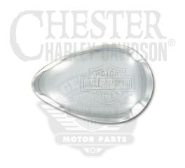 Harley-Davidson® Right Teardrop Ornament Saddlebag Medallion 90470-90