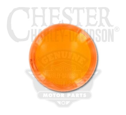 Harley-Davidson® Amber Turn Signal Lens 68973-00