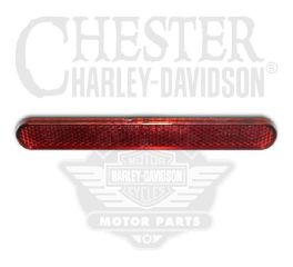 Harley-Davidson® Red Oblong Reflector 69490-07