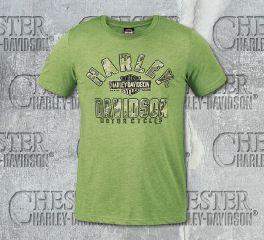 Harley-Davidson® Men's Camo H-D® Short Sleeve Tee, RK Stratman Inc. R002734