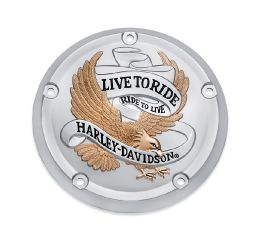 Harley-Davidson® Live to Ride Derby Cover 25700961