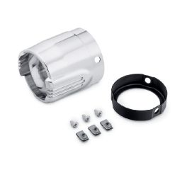 Harley-Davidson® Defiance 4.5 in. End Cap 65100162