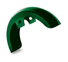 Harley-Davidson® Kinetic Green Custom Wrapped Front Fender 58900421ELD