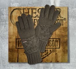 Harley-Davidson® Chunky Knit Gloves 97739-19VW