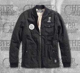 Harley-Davidson® Quilted Canvas Slim Fit Jacket 97472-19VM