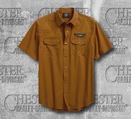 Harley-Davidson® Utility Canvas Shirt 96541-19VM