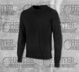 Harley-Davidson® Wool Blend Slim Fit Sweater 96508-19VM