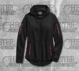 Harley-Davidson® Performance Wicking Pullover Hoodie 96346-19VW