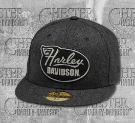 Harley-Davidson® Winged Harley 59FIFTY Cap 99457-19VM
