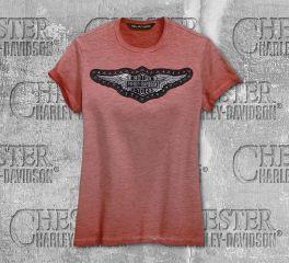 Harley-Davidson® Studded Wing Tee 99275-19VW