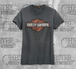 Harley-Davidson® Studded Logo Tee 99274-19VW