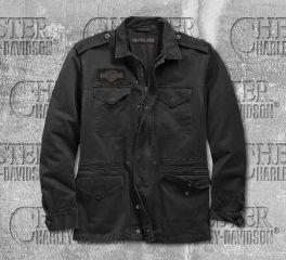 Harley-Davidson® Logo Slim Fit Field Jacket 98594-19VM