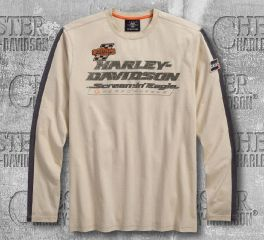 Harley-Davidson® Screamin' Eagle Sleeve Stripe Tee 96282-18VM