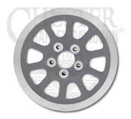 Harley-Davidson® 64 Teeth Final Drive Sprocket (Silver) 40653-07