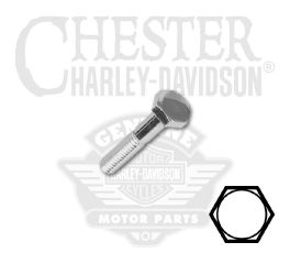 "Harley-Davidson® 1/4""-20 x 1-1/2"" UNC Hex Head Screw 94156-91T"