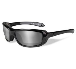 Harley-Davidson® Men's Rage Silver Flash Sunglasses, Wiley X EMEA LLC HDRGE02