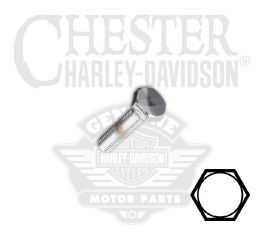 "Harley-Davidson® 1/4""-28 x 1"" UNF Hex Head Screw 94174-91T"