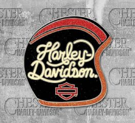Harley-Davidson® Candy Custom Glittery Magnet, Global Products, Inc. DM30981