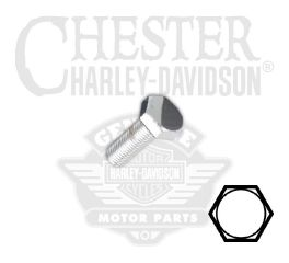 "Harley-Davidson® 5/16""-24 x 3/4"" UNF Hex Head Screw 94212-91T"