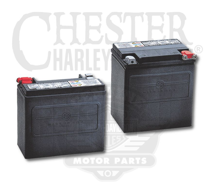 Harley Davidson Battery >> 66000207 Harley Davidson Battery Kit Chester Harley Davidson