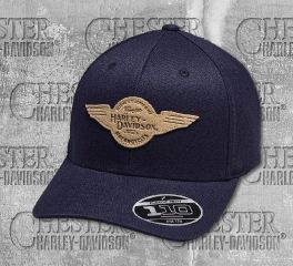 Harley-Davidson® Winged Patch Baseball Cap 97842-19VM
