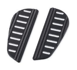 Harley-Davidson® Edge Cut Passenger Footboard Insert Kit 50501146