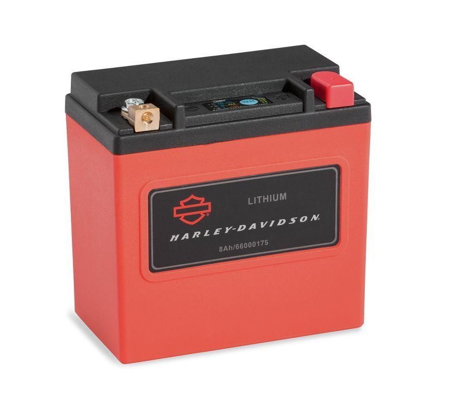 Harley Davidson Battery >> Harley Davidson Lithium Life 8ah Battery
