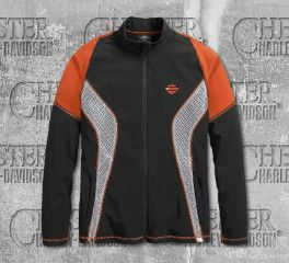 Harley-Davidson® Men's Performance Soft Shell Jacket 99216-19VM